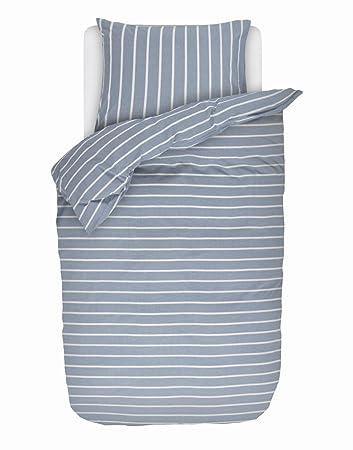Esprit Bettwäsche Elli Blue 155 X 220 Amazonde Küche Haushalt