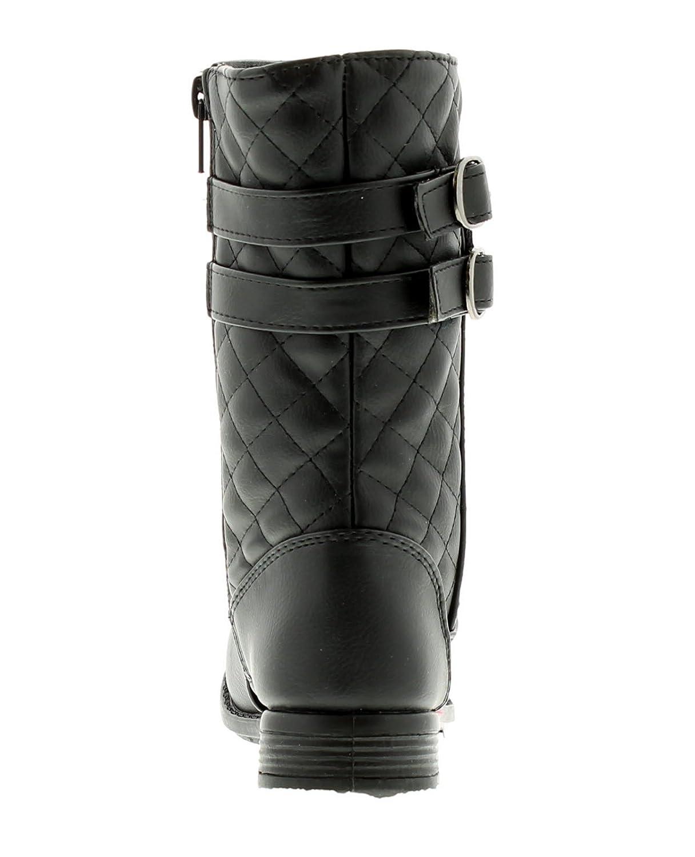 Princess Stardust New Younger Girls/Childrens Black Long Leg Fashion Boots  - Black - UK Sizes 6-12: Amazon.co.uk: Shoes & Bags