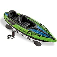 Intex Challenger 2-Person Kayak Set