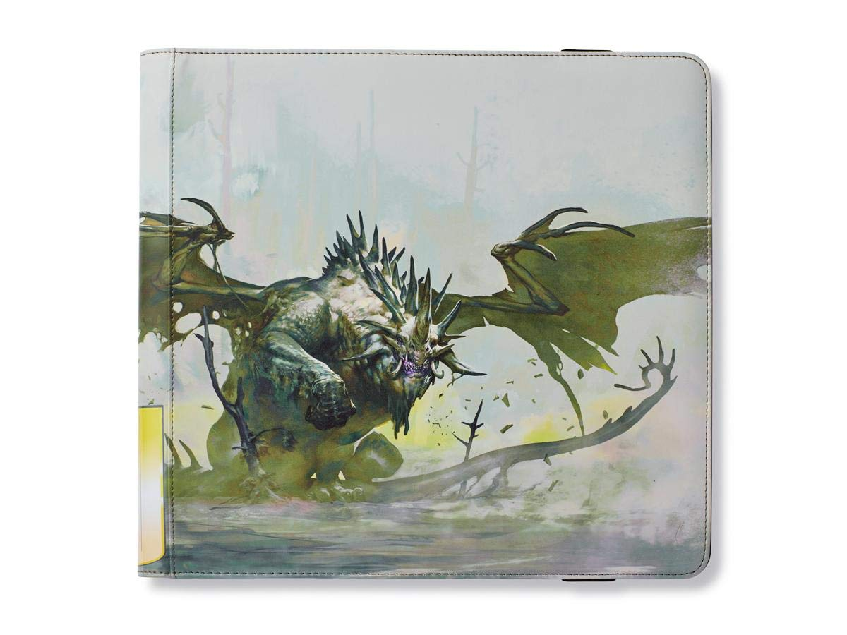 Dashat Dragon Shield Codex 12 Pocket Portfolio 24 576 Card Storage Binder