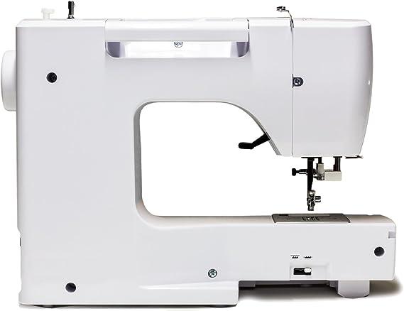 Blaupunkt 152765 - Máquina de coser (Blanco, Costura, LCD ...