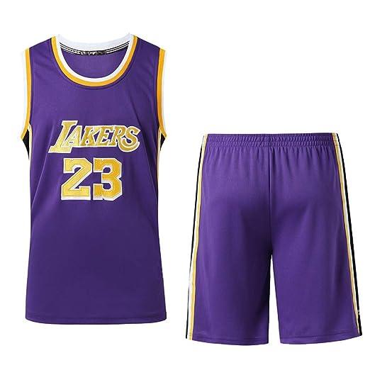 Adolescentes Adultos Y Niños Baloncesto Conjunto Jersey, NBA ...