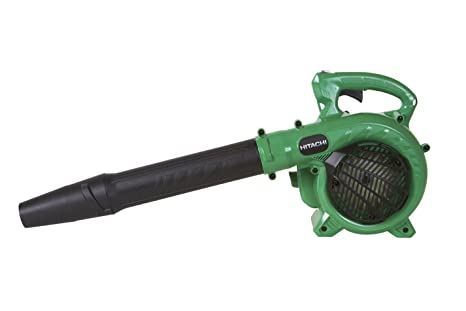 Hitachi RB24EAP Gas Powered Leaf Blower, Handheld, Lightweight, 23.9cc 2 Cycle Engine, Class Leading 441 CFM, 170 MPH, Commercial Grade, 7 Year ...