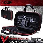 Evike LayLax Soft Padded Gun Case for Kriss Vector Sub Machine Guns