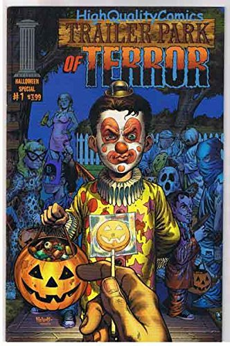 TRAILER PARK OF TERROR #1, NM, Zombies, Halloween, Horror, more TPOT in store -