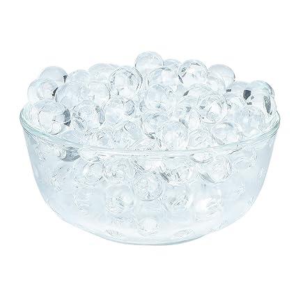 Amazon Lovous 3000 Pcs Water Beads Crystal Soil Water Bead Gel