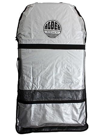 4685aa6a954 Alder System X1 44 inch Bodyboard bag - Silver  Amazon.co.uk  Sports ...
