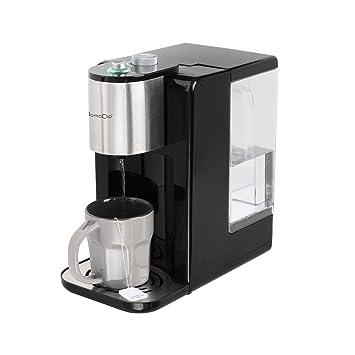 Acero inoxidable dispensador de agua caliente con 2,2 L de agua Reservorio de agua