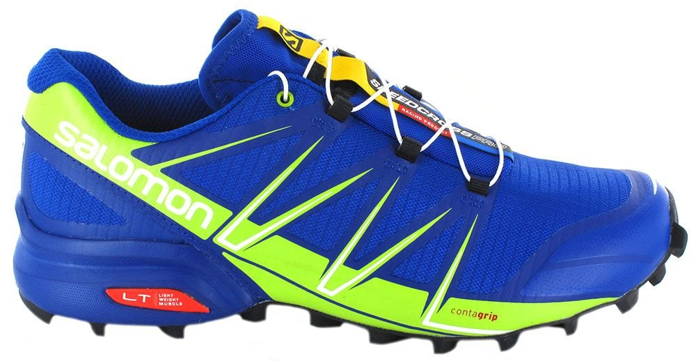 Salomon Speedcross Pro 392389 El Color: Azul Talla