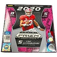 $329 » 2020 Panini Prizm Draft Picks Football HOBBY box (5 pks/bx)