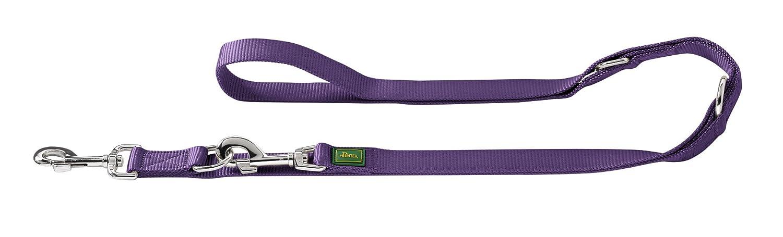 Hunter Training Leash 20//200 Nylon purple