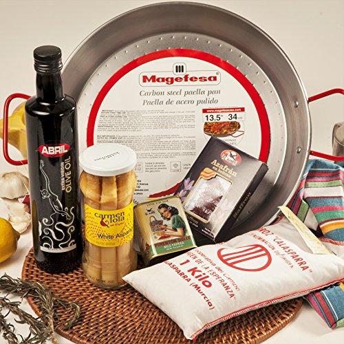 Price comparison product image Carmen & Lola Traditional Paella Kit