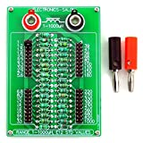 Electronics-Salon 1uH to 1000uH E12 Standard 37 Values Programmable Inductor Board