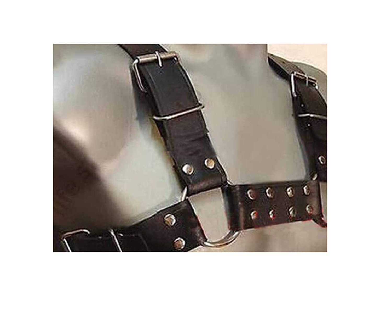 2c85cbab125 Privacy mens bondage leather belt chest harness clubwar gay buckles  harnesses toys for men style e