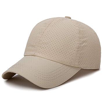 GSFD&DFGW Sombrero Unisex Golf Outdoor Sun S Hat Hombres Mujeres ...