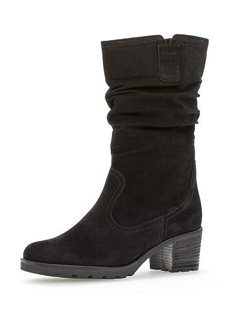 Damen Stiefel und Stiefeletten Gabor Schwarz Stiefel und