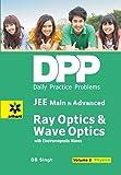 Daily Practice Problems (DPP) for JEE Main & Advanced - Ray Optics & Wave Optics Vol.8 Physics