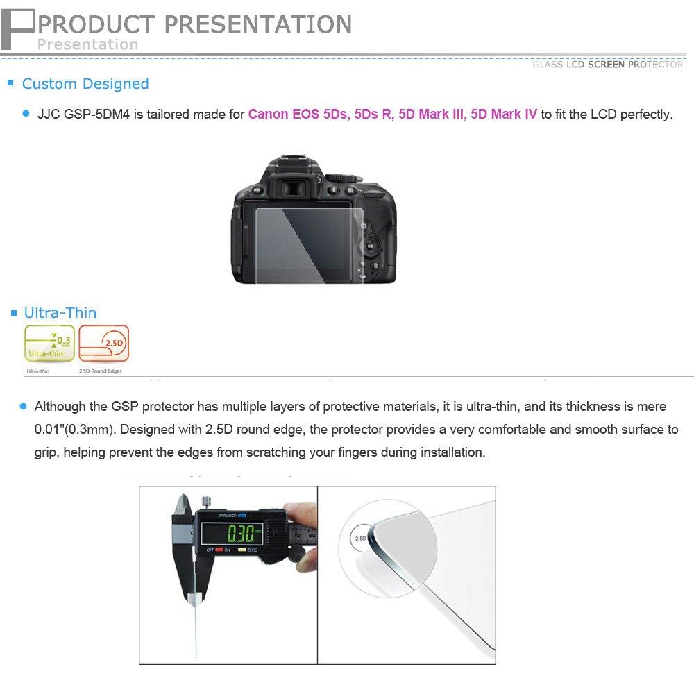 E-M5 Mark II E-M10 MARK II PEN-F E-PL7 E-M10 PROfoto.Trend//JJC Protector de Pantalla LCD de Cristal L/íquido /óptico para Olympus OM-D E-M1 PEN E-P5