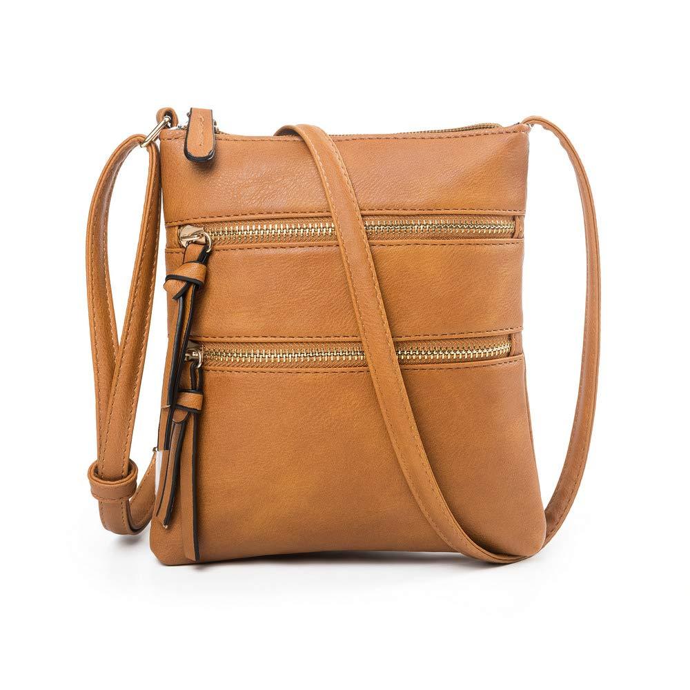 TOTZY Girls Women Crossbody Bag Travel Shoulder Bag Outdoor Small Messenger Bag