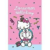 デルフィーノ サンリオ 19年12月始まり マンスリー手帳 B6サイズ Doraemon×キティ B SA-36454