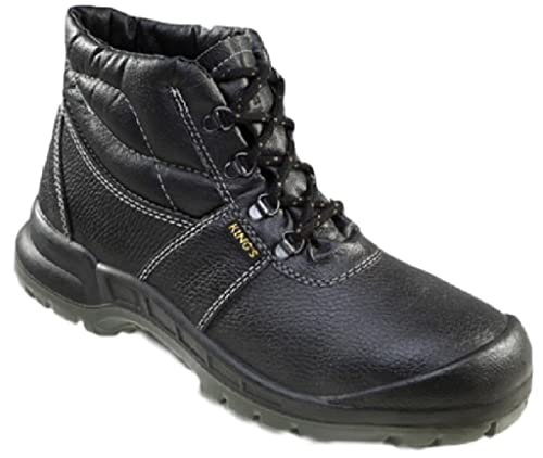 88d19f732e6 Grafters King s King s Mens Safety Boots Extra Wide EEEE Fit (41 ...