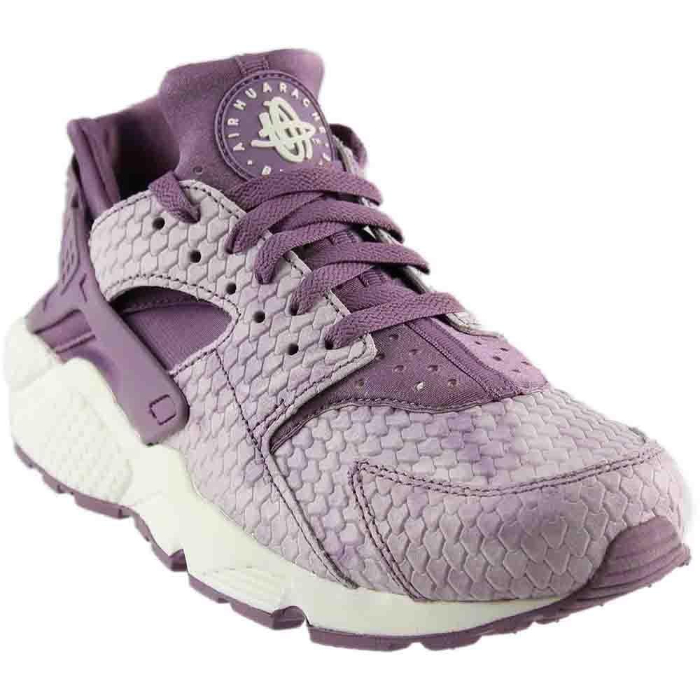 Nike Air Huarache Run Premium Women Violet Dust 683818-500 (9.5)