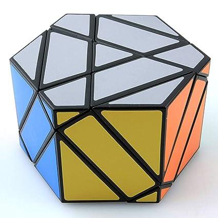 Amazon.com: Shield Cube - Puzle con forma de cubo mágico ...