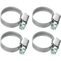 Cornat Slangklem - Ø 16 - 25 mm spanwijdte - 9 mm bandbreedte - 4 stuks in set - van roestvrij staal / slangklem…