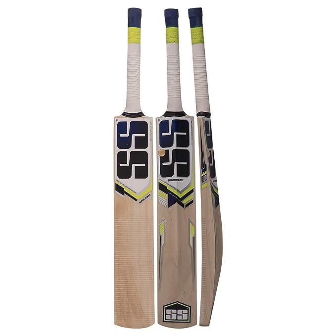 SS Super Power Kashmir Willow Cricket Bat   SH