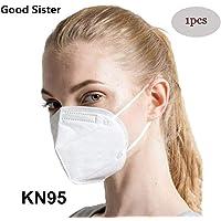 Mascarillas N95, Máscaras Desechables Protección de 5 Capas