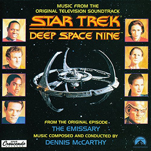 Price comparison product image Star Trek Deep Space Nine (Music From the Original Television Soundtrack)