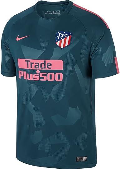 NIKE Atlético de Madrid - Camiseta Hombre: Amazon.es: Ropa y accesorios
