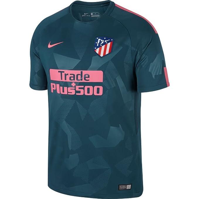 Nike Atlético de Madrid Camiseta, Hombre: Amazon.es: Ropa y accesorios