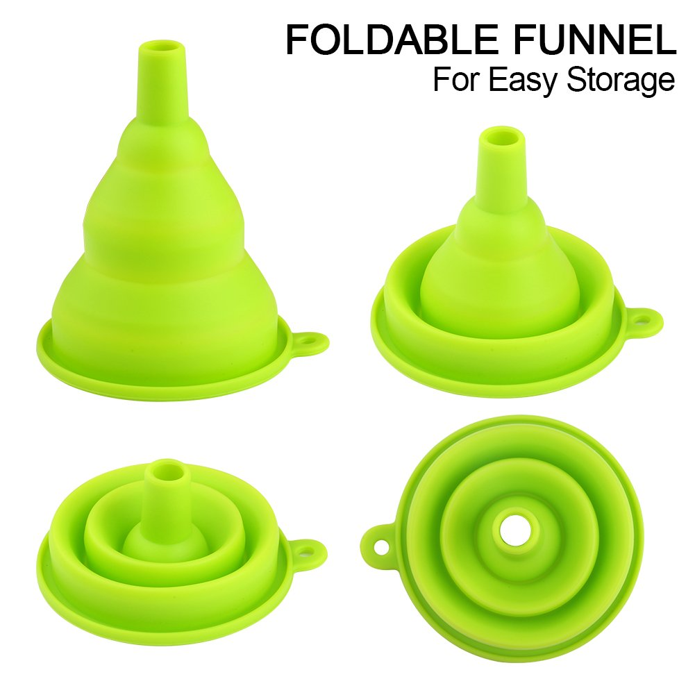 Folding Funnel made our list of DIY Glam Camping Ideas And Tips And Cute Glamping Accessories For Do It Yourself RV And Tent Glamping, Glamping Gifts, Fun Gear And Gifts For Glampers, Awesome Decor, Furniture, Lights, Decorations, Camping Hacks And Products To Add To Your DIY Glamping Kit