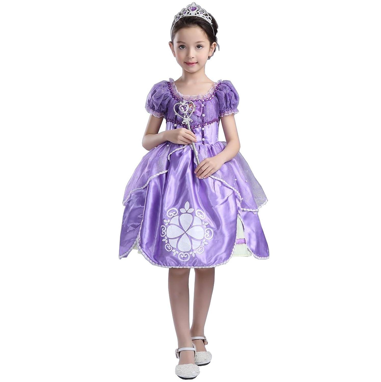 Das beste Sofia Prinzessin Mädchen Abendkleid Kleid Abendmode ...