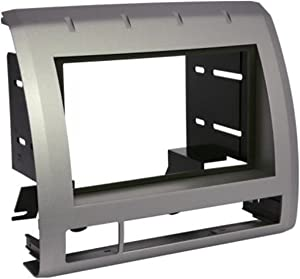 Scosche TA2053B Double Din Installation Dash Kit for 2005-2011 Toyota Tacoma