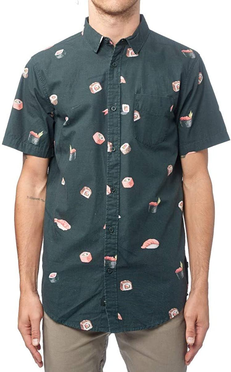 Ni/ños Globe Boys Sushi SS Camisa