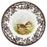 Spode 1606333 Woodland Luncheon Plate (Quail)