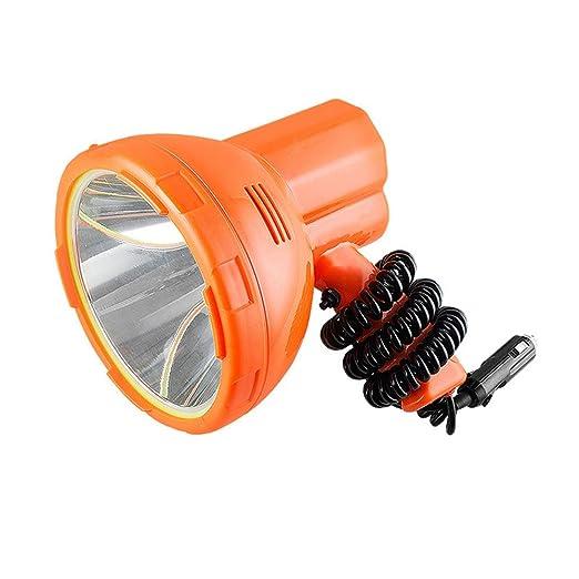 Linternas de antorcha Proyector de equipo de campo Reflector al ...