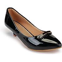 Rgk's Women's Heel Pumps Bellies for Girls - 2.5 Inch Heel
