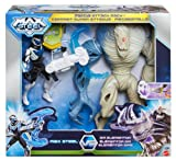 Max Steel Mega Attack Battle Pack Max Steel vs. Air Elementor