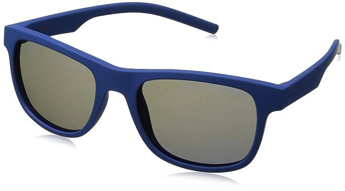 Polaroid Herren Sonnenbrille, Gr. One Size, Blau