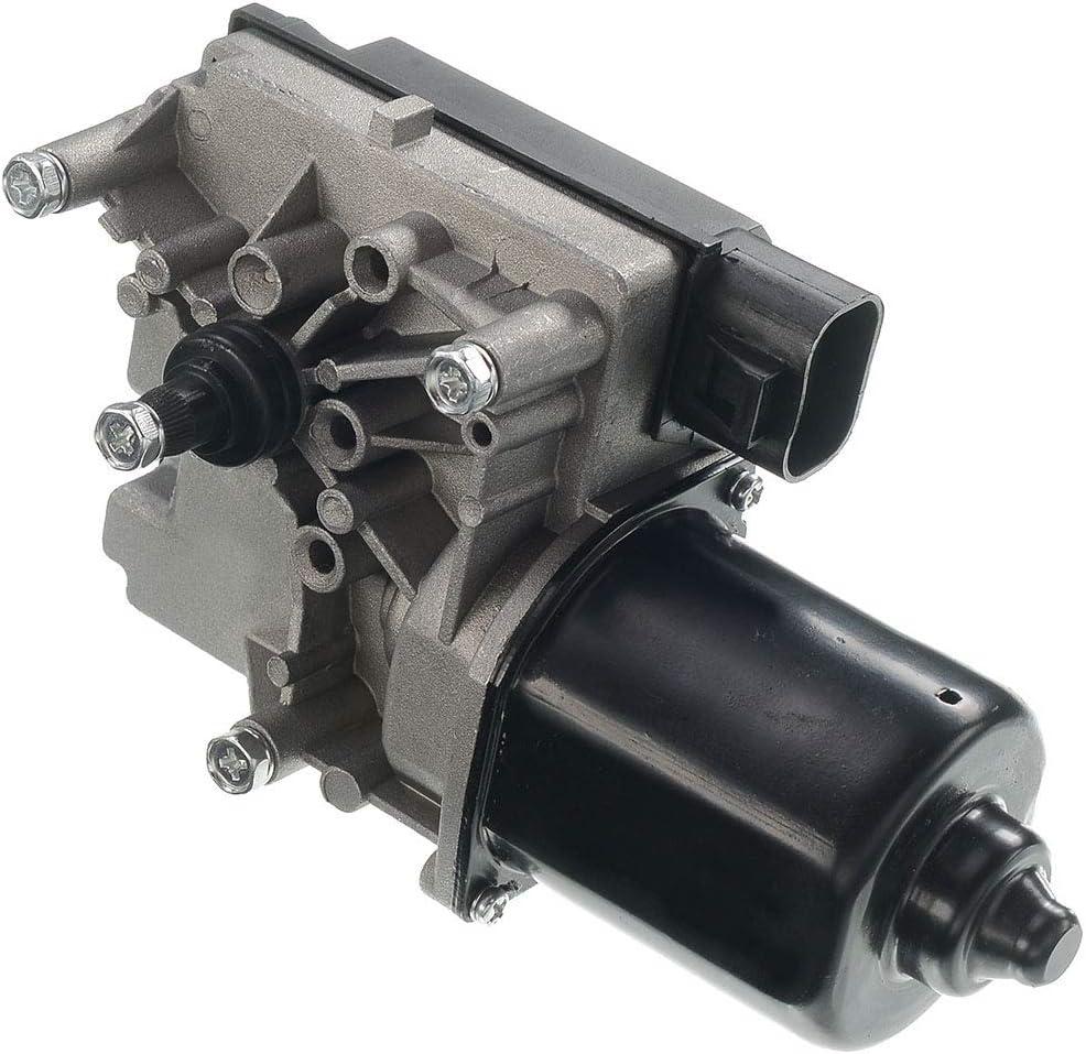 FFFauto New Windshield Wiper Motor Front Compatible with Buick Century 1997-2005,Chevy Impala Monte Carlo 2000-2005,Intrigue 1998-2002 Grand Prix 1997-2003,22144097,88958109