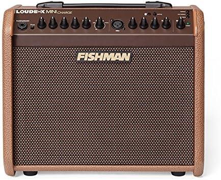 B077NN9TRM Fishman Loudbox Mini Charge 60-Watt Battery Powered Acoustic Combo Amp 61vpJ6wOhqL