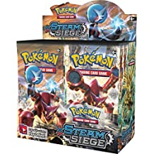 Pokemon TCG XY-Steam Siege 36-Pack Booster Box