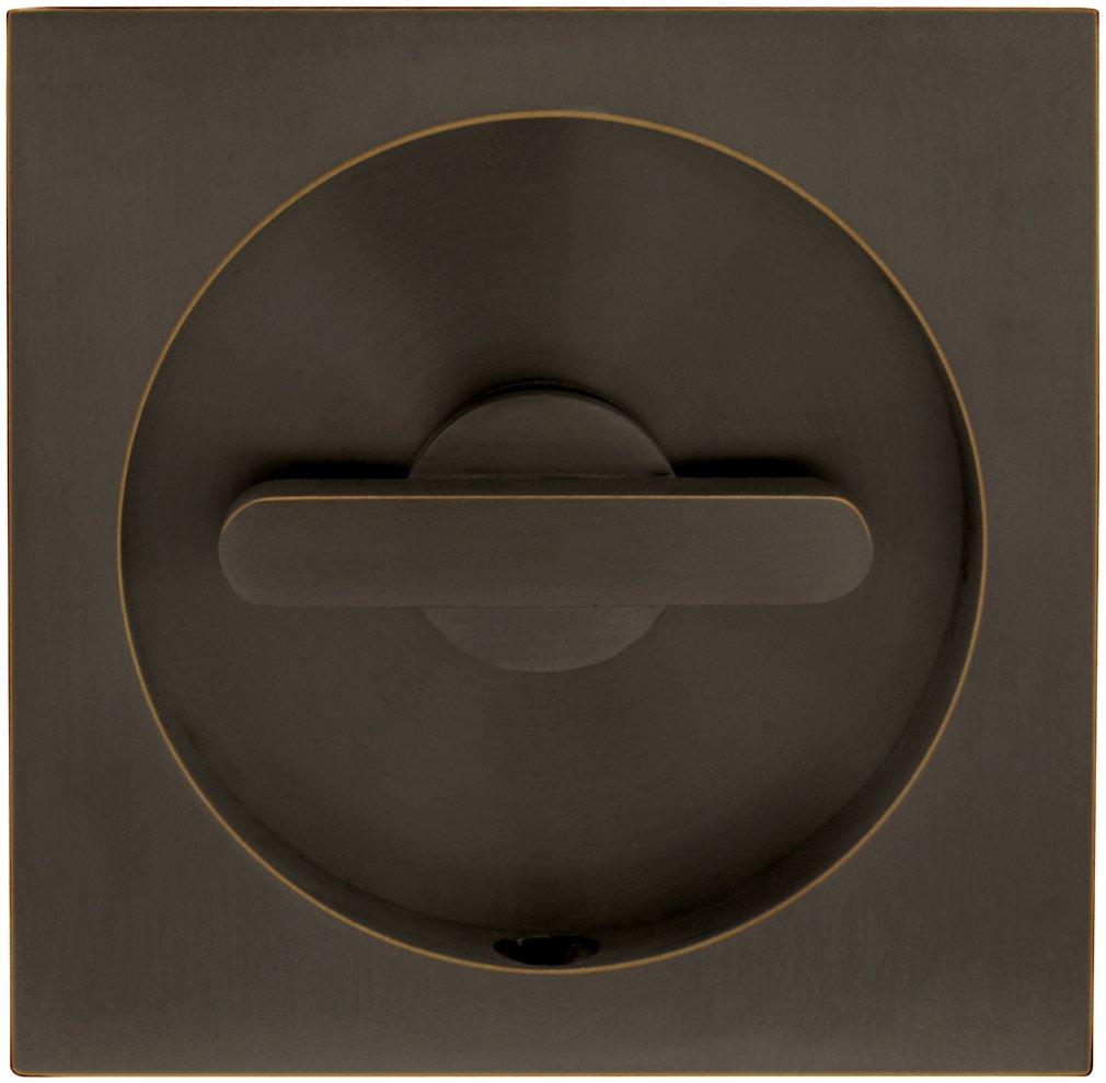 INOX FH2382-10B PD Series Pocket Door Pull, Oil Rubbed Bronze by INOX