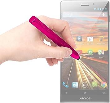 DURAGADGET Lápiz capacitivo lápiz para smartphone Archos 50 C ...