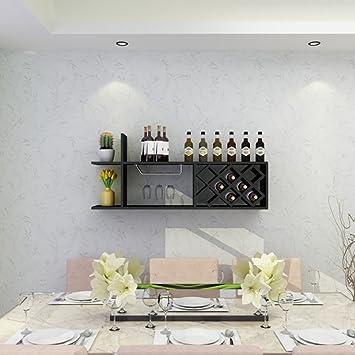 Wine Rack - Restaurant Hängende Weinregal Weinschrank Hängen ...