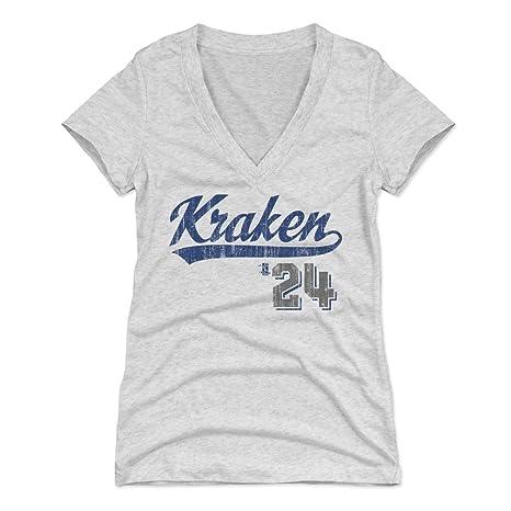 new styles e6733 ab77f Amazon.com : 500 LEVEL Gary Sanchez Women's Shirt - New York ...