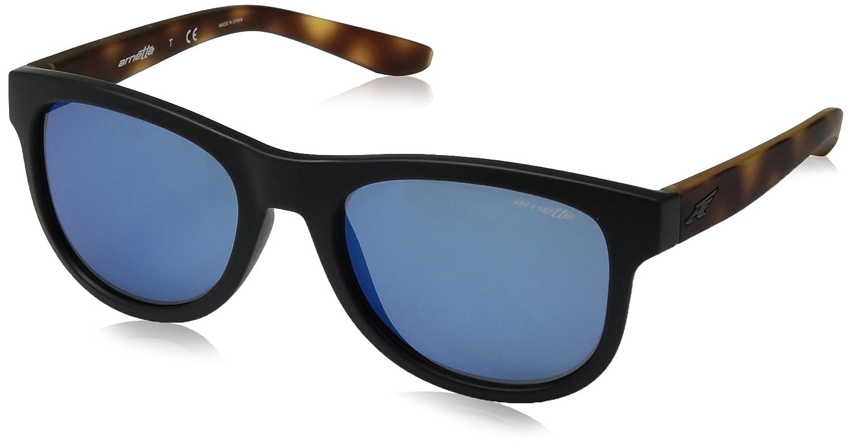 ARNETTE Class Act gafas de sol, Fuzzy Black, 54 Unisex-Adulto